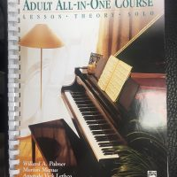 Music Books - Piano