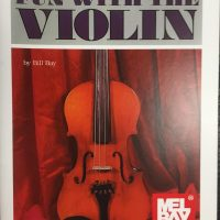 Music Books- Violin & Viola Books