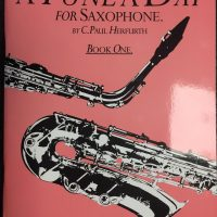 Music Books - Brass & Woodwinds