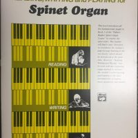 Music Books - Organ